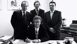 Contract Signing - Marks & Gran