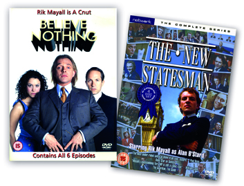 Believe Nothing & The New Statesman - Marks & Gran